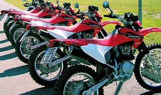 Honda HM CRF 230 Easy