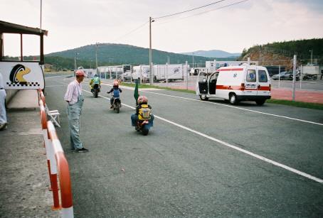 MS2 Rennstrecken-Training - KinderAusfahrt